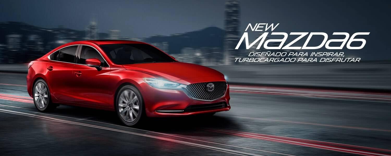 New Mazda6 V 2.0L 6AT (C.N)