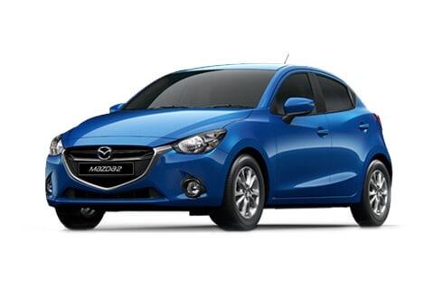 New Mazda2 Sport