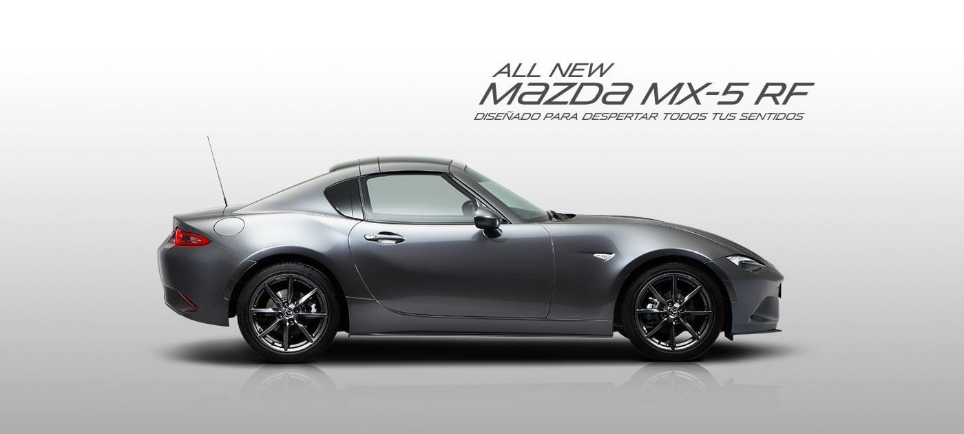 Mazda MX-5 RF 6AT RF (techo retráctil negro)