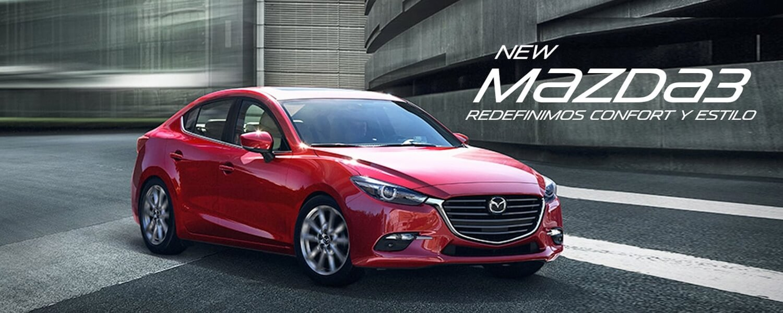New Mazda3 Sedán GT SR 2.5l 6AT