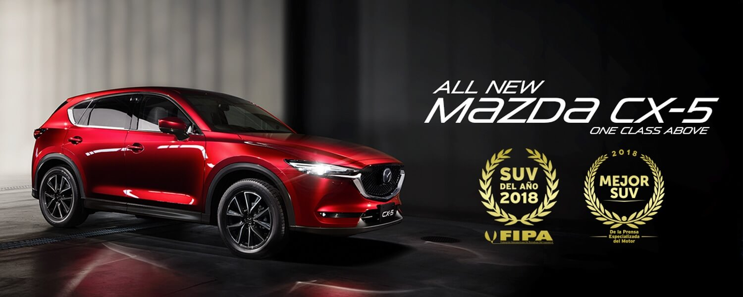 All New CX-5  R 2.0L 2WD 6AT
