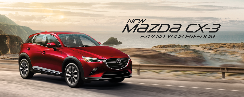 New Mazda CX-3 GT 2.0L AWD 6AT I-STOP GPS (Cuero Negro)