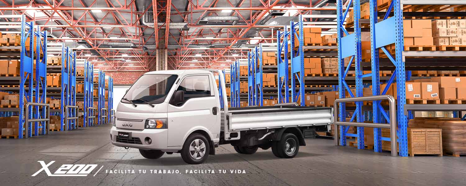 X200 PICKUP Luxury año 2018
