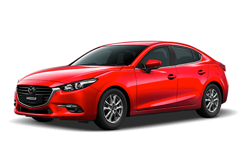 New Mazda3 Sedán