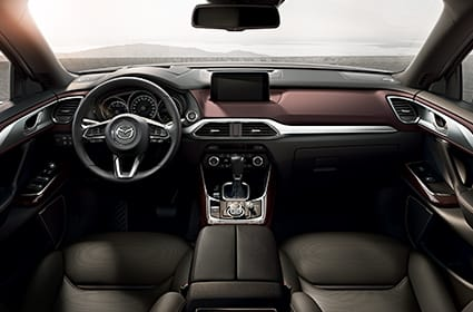 All New Mazda CX-9 R 6AT AWD 2.5L Turbo
