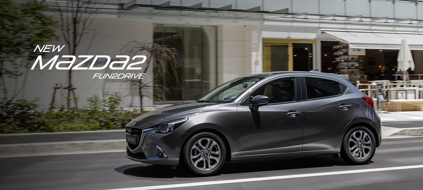 New Mazda2 Sport 1.5L GT 6AT GPS