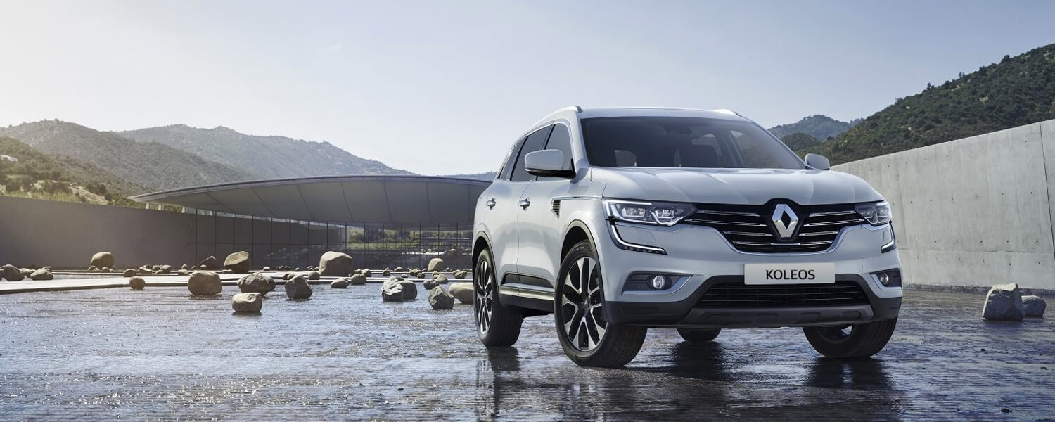 Koleos Privilege 4X4 AT
