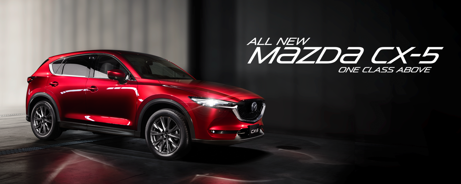 All New CX-5  GT 2.5L Cuero Negro AWD 6AT