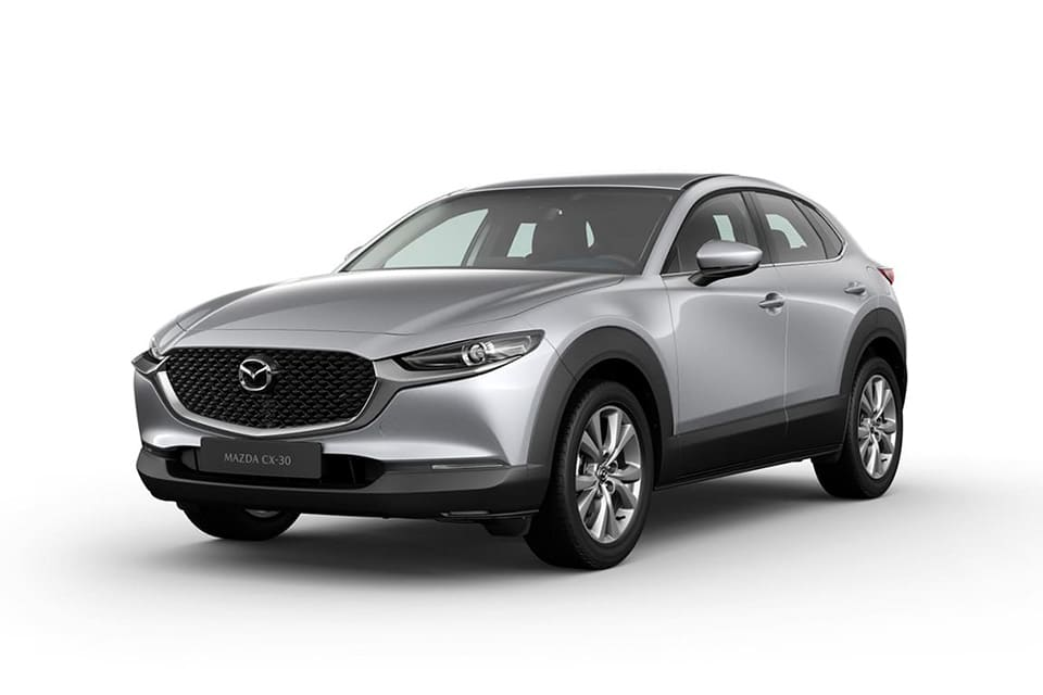 All-New Mazda CX-30
